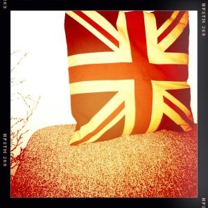 Flagg er inn